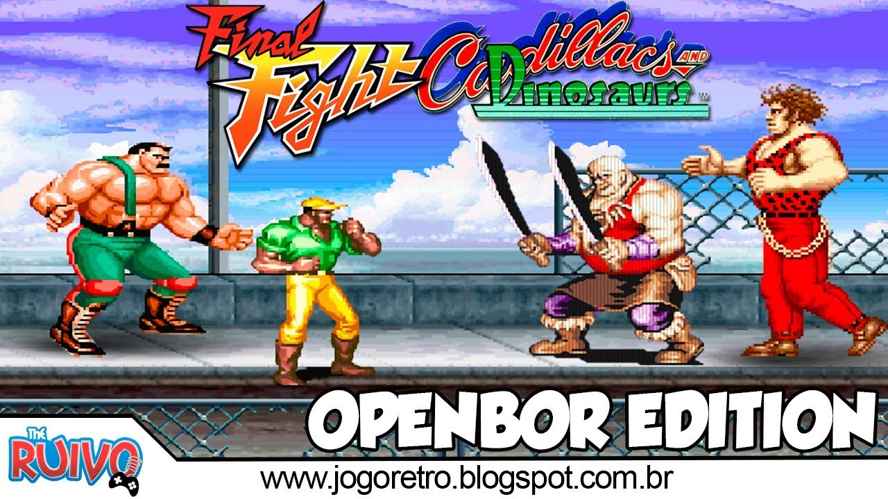 Final Fight And Cadillacs And Dinosaurs Openbor Edition Youtube Gioca a cadillacs and dinosaurs, il gioco online gratuito su y8.com! final fight and cadillacs and dinosaurs openbor edition