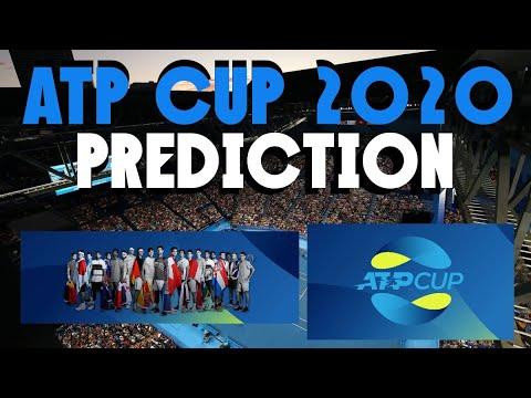 ATP Cup 2020 | Prediction