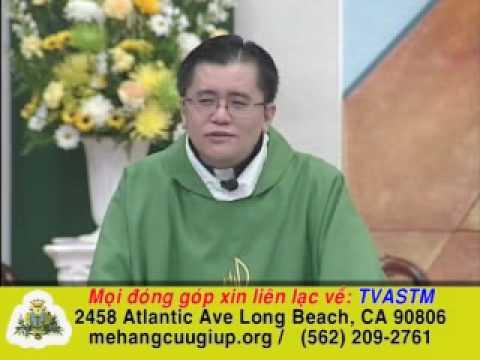 Cha Nguyễn Trường Luân  Mc 8:11-13 Phần 1