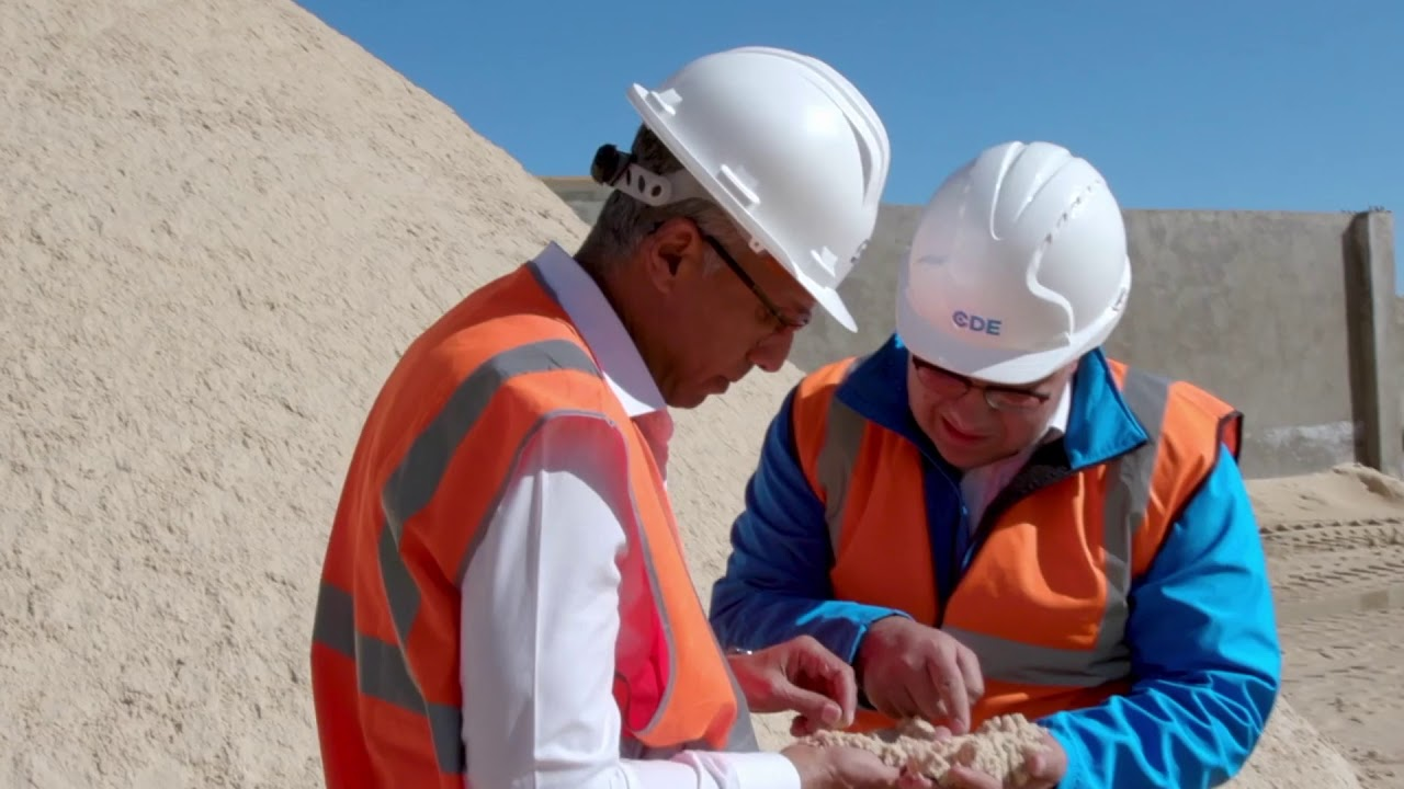 Materials Handling in Northern Ireland – Mining and Construction