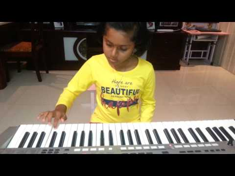 Pona usuru song on keyboard