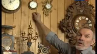 видео Механизм часов с кукушкой