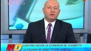 Canal12 NoticieroDoce JorgeMartinez 20141119 00