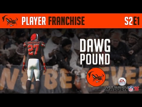 Madden 16 | Subscriber Franchise(Players) | S2E1 New Setup