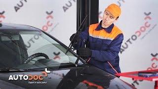Ako vymeniť lišty predných stieračov na FIAT PUNTO NÁVOD | AUTODOC