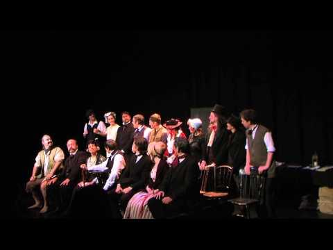 Fringe Benefits - Nicholas Nickleby at Dotheboys Hall - ON TOUR
