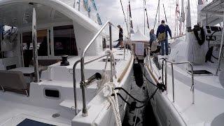 Lagoon 400 S2 & Moody 54 Exterior 2016