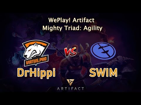 DrHippi vs swim vod