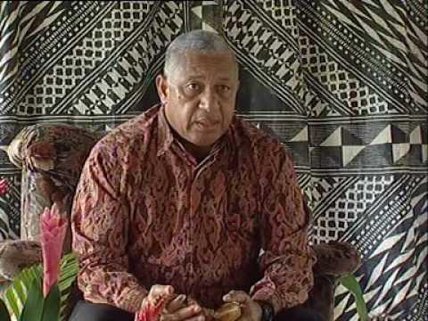 Fijian Prime Minister Visit to Waimaro Rural Electrification