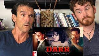 DARR | SRK | Trailer REACTION!!