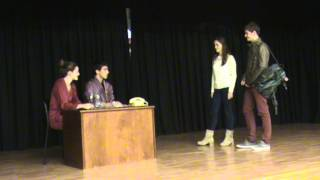DRAMA 4t ESO A THE HUMAN HEART - VI