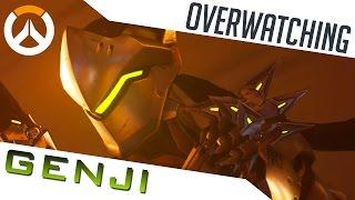 Overwatching ► Genji - Overwatch FR