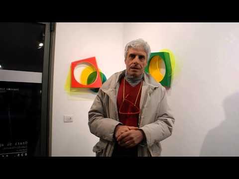 Video inaugurazione Mosta Zangara Galleria Marelia 2013