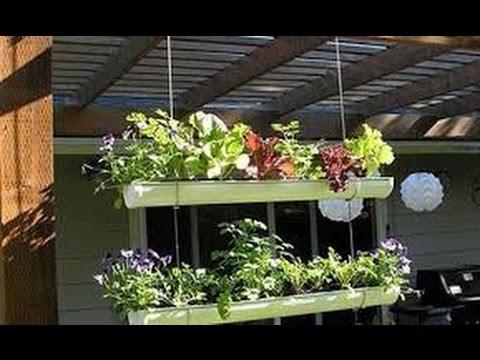 Como hacer jardines colgantes youtube - Hacer un jardin ...