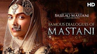Famous Dialogues Of Mastani   Bajirao Mastani   Deepika Padukone
