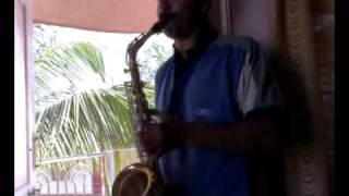 Titanic Theme Song - Played on my Yamaha Saxophone by Nayan Pereira (Gass - Vasai)
