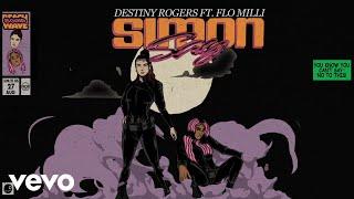Destiny Rogers - Simon Say (Visualizer) ft. Flo Milli