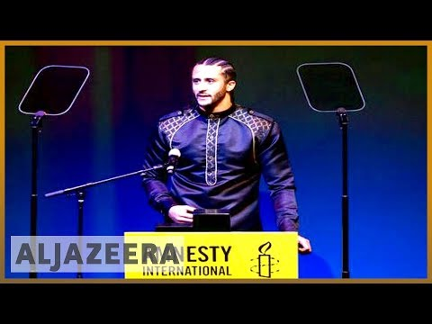 🇺🇸 Colin Kaepernick wins Amnesty International top award | Al Jazeera English