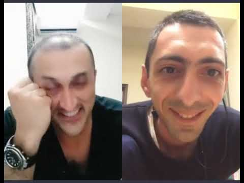 Азербайджанец и Армянин.(вчера, сегодня, завтра)