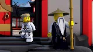 LEGO® Ninjago - Streit zwischen Brüdern
