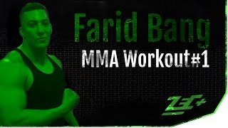 FARID BANG - MMA WORKOUT#1 (OFFICIAL ZEC+ VIDEO)