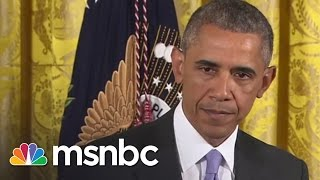 President Obama Defends Iran Nuclear Deal | msnbc