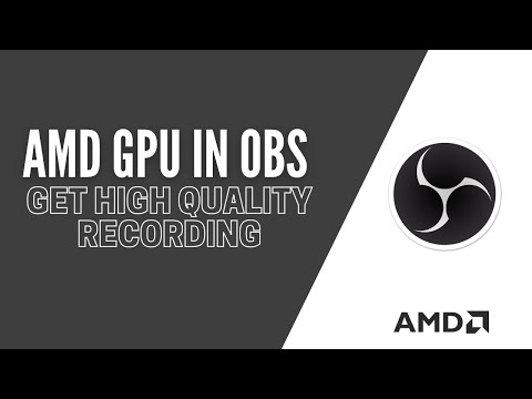 AMD GPU in OBS Linux for Best Recording and Streaming Quality [2021]