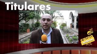 Chido Noticias Emisión 20   de  Agosto   2017