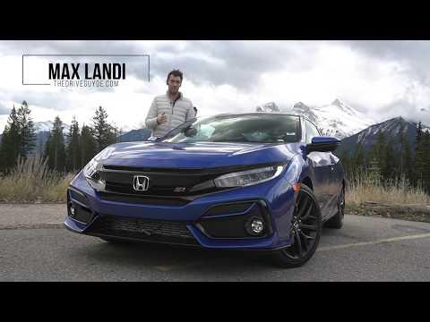 2020 Honda Civic Coupe Si Full Review | Calgary Honda