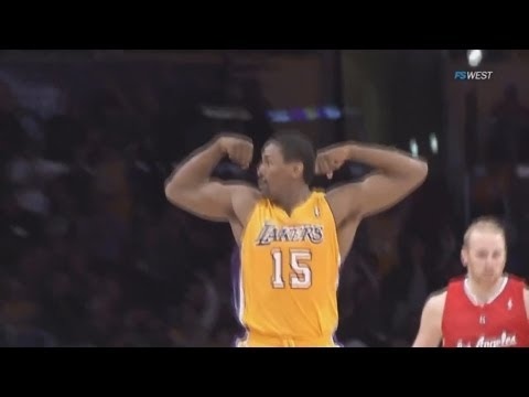 Metta World Peace Lakers mix 2009-2013