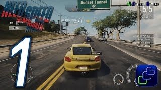 Need For Speed: Rivals Walkthrough - Gameplay Part 1 - Tutorial and Prologue