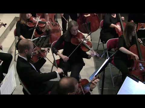Ending of Adagio by Cindy McTee   Metropolitan Orch  of St  Louis