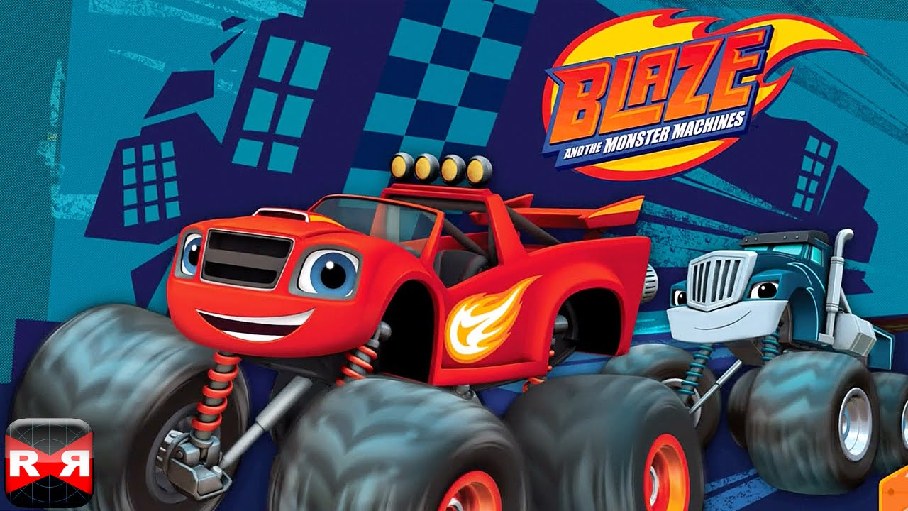 Blaze and the monster machines by nickelodeon ios for Blaze e le mega macchine youtube