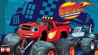Blaze і Чудовисько машини (за Nickelodeon) - iOS / android - Геймплей відео