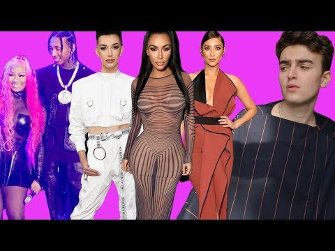 Reacting to People's Choice 2018 Fashion (shay mitchell a me