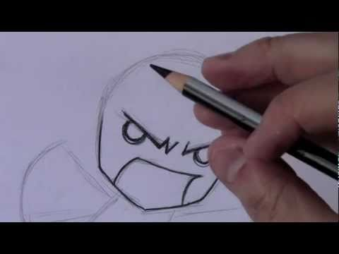 How to Draw an Angry Chibi [HTD Video #7] from YouTube · Duration:  11 minutes 50 seconds
