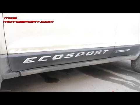 V1488 Ford Ecosport Graphics By Mxsmotosport Youtube