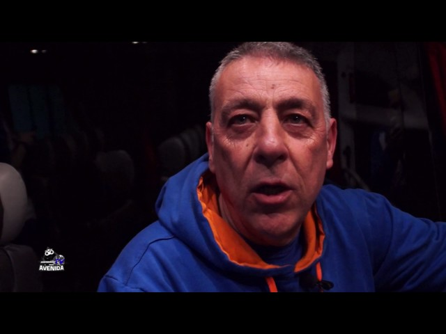 Declaraciones Ortega tras el Araski - Avenida