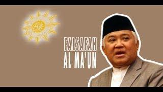 Ceramah Din Syamsuddin, Falsafah Al Maun ke-5