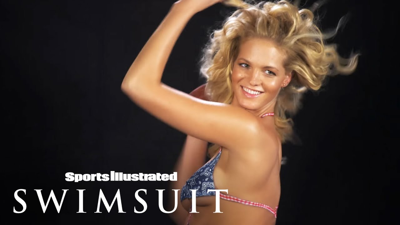 ... Body Painting Photoshoot 2015 | Sports Illustrated Swimsuit - YouTube