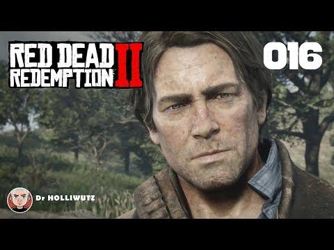 Red Dead Redemption 2 gameplay german #016 - Rückgrate Amerikas [XB1X] | Let's Play RDR 2