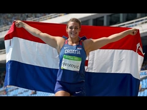 10 Croatian Medals at The Olympic Games in Rio