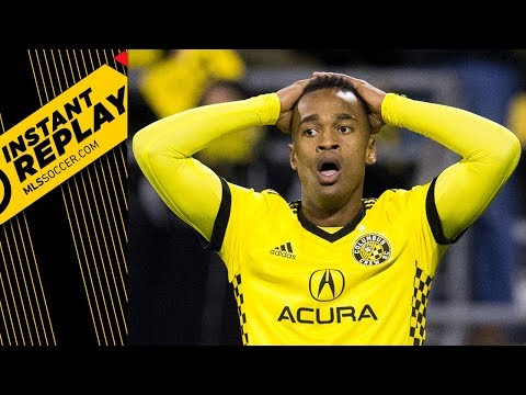 Was there a missed pk call in Columbus?