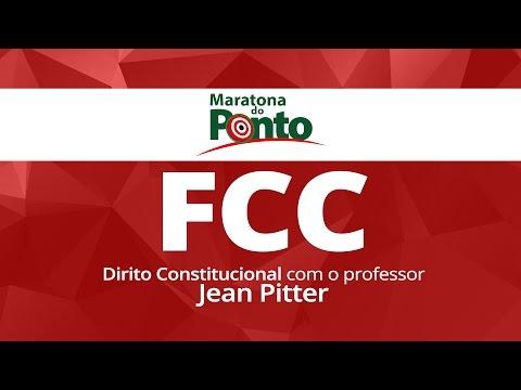 Maratona do Ponto - FCC - Direito Constitucional com Jean Pitter