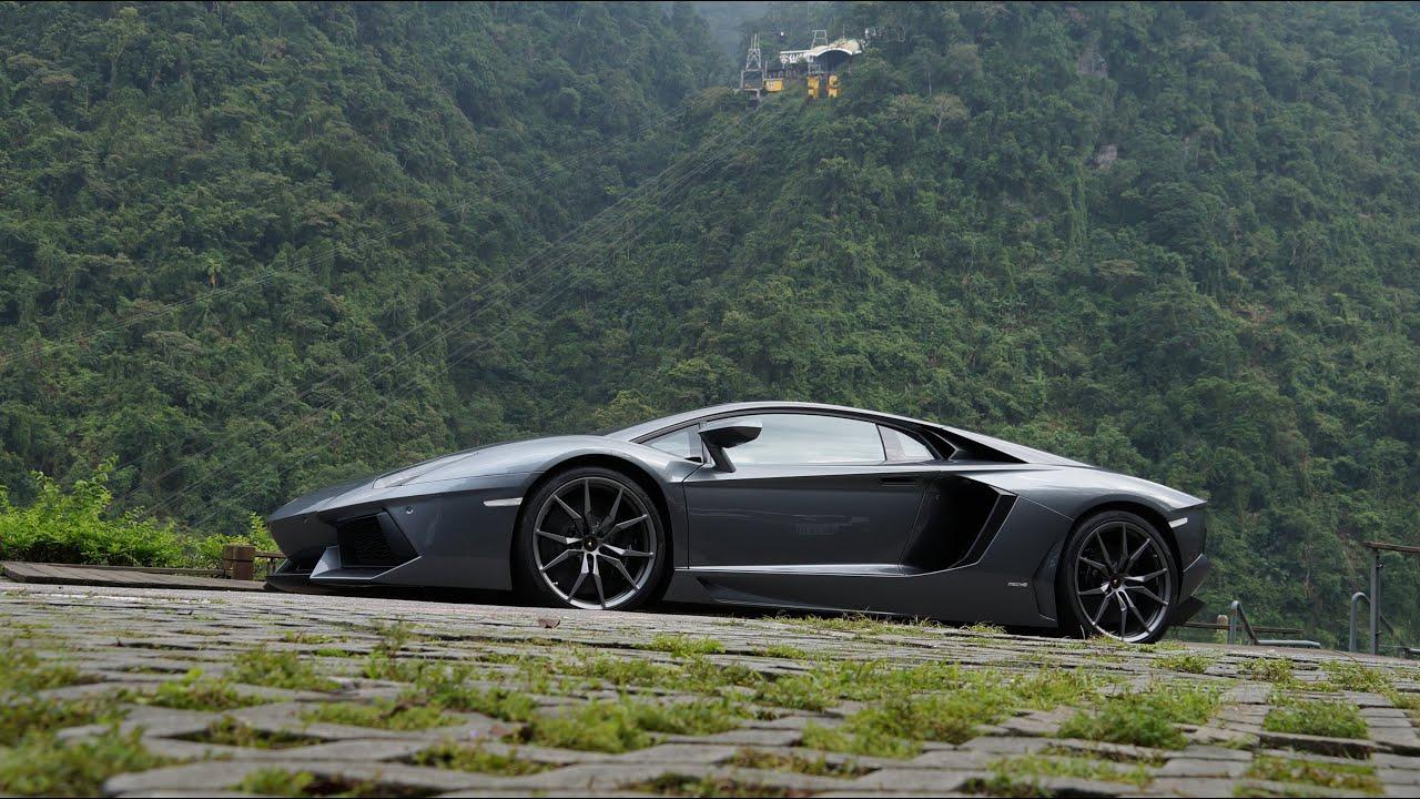 2013 Lamborghini Aventador LP 700-4試駕 - YouTube