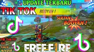 Tik Tok Free Fire SULTAN BOOYAH Lucu Kreatif Update Terbaru 14