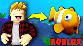 💎 HOW to BECOME a NEMO? And ROBLOX #155 💎