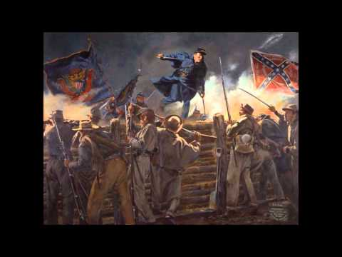 American Civil War Music (Union) - Battle Hymn of the Republic