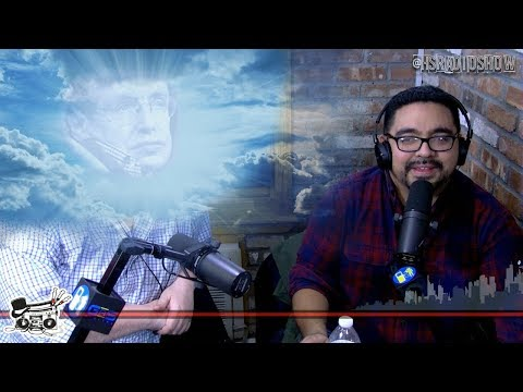 The Eulogy - Stephen Hawking - High Society Radio #297 Highlight