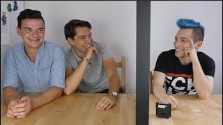 Leben mit Tourette | Wer lügt besser? 😈 mit REZO! #2